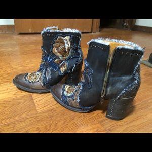 New Old Gringo booties, 8